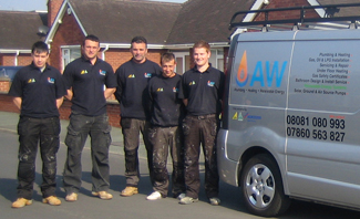 The AW Renewables Team