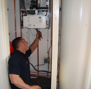 Boiler installation Wrexham | AW Renewables