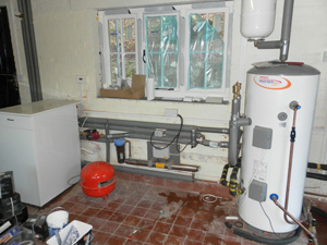 Solar Hot Water Systems Wrexham Aw Renewables